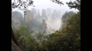 GoPro 4K Floating Mountains China