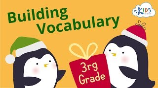 Learn How to Build Vocabulary for Kids   3rd Grade   Kids Academy