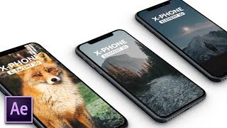 Create a 3D Mobile Phone App Promo   After Effects Tutorial