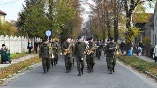 preview picture of video '1 Zjazd Żołnierzy 13 Pułku Zmechanizowanego (JW 3001)'