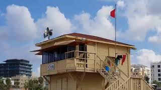 Пляжи Тель-Авива в конце октября