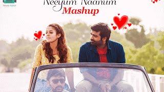 Neeyum Naanum Song All Stars Mashup - Naanum Rowdy dhaan