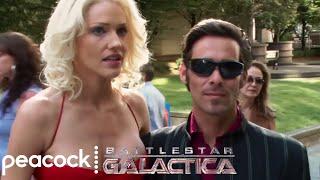 Battlestar Galactica   Epilogue (150,000 years later)