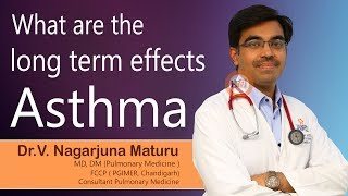 Asthma Long term effects
