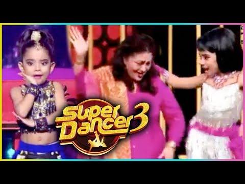 Download Super Dancer Chapter 3 : Rupsa EPIC Performance SHOCKED Zeenat Aman & Bindu HD Mp4 3GP Video and MP3