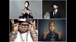 Top 10 fastest rappers in the world (Tasted result)