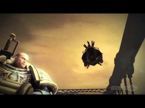 Видео № 1 из игры Warhammer 40 000: Space Marine Collectors Edition (Б/У) [PS3]