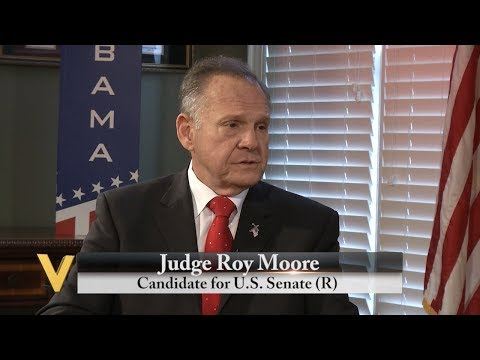 The V - December 10, 2017 - Exclusive: Judge Roy Moore