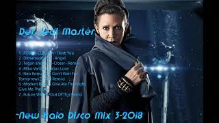 New Italo Disco Mix 3 2018