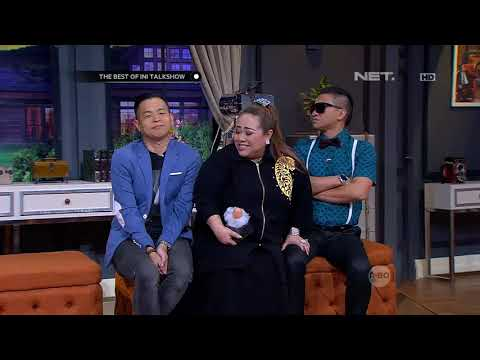 Parody Andre Memerankan Bang Hotman Paris Gak Nahan - The Best ini Talk show