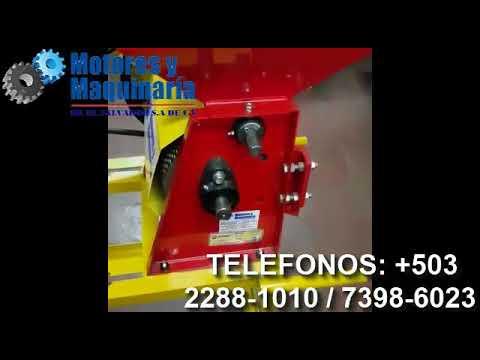 DESPULPADORA DE CAFE DM-2 PENAGOS