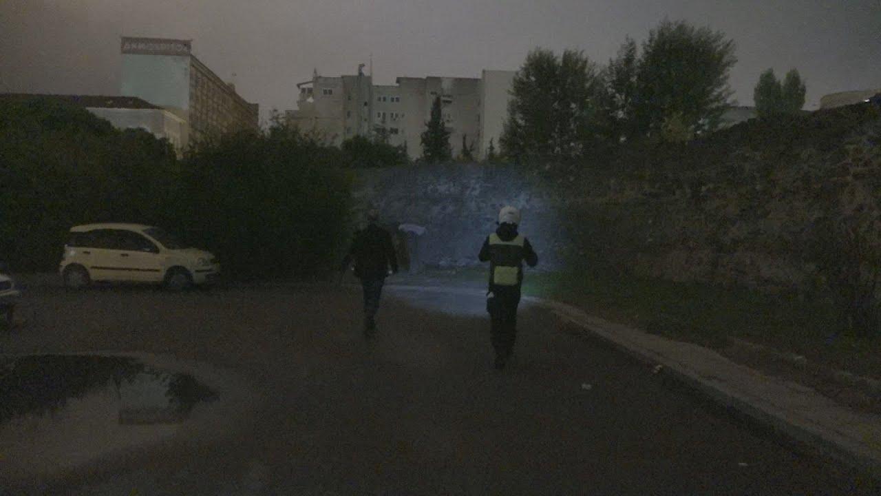 Θεσσαλονίκη: Ξεκίνησε η καταγραφή των αστέγων ενόψει του χειμώνα από τη Δημοτική Αστυνομία
