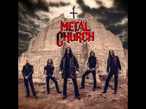 "METAL CHURCH ""Generation Nothing"" [audio teaser & track listing revealed]"