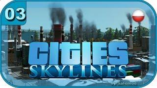 preview picture of video 'Cities SkyLines PL - #03 - Płynące złoto ?'