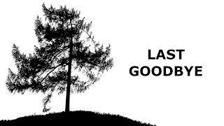 Last Goodbye (Acoustic, Studio Version) [First Release] - Foot Patrol