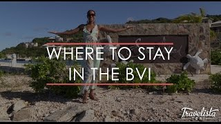 Where to Stay in the British Virgin Islands