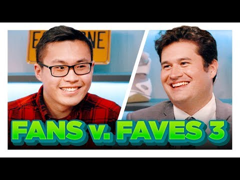 I Know Everything About Anime (Fans vs. Faves Pt. 3)