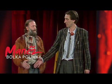 Manéž Bolka Polívky ❖ Talk-show / Komedie (1989)
