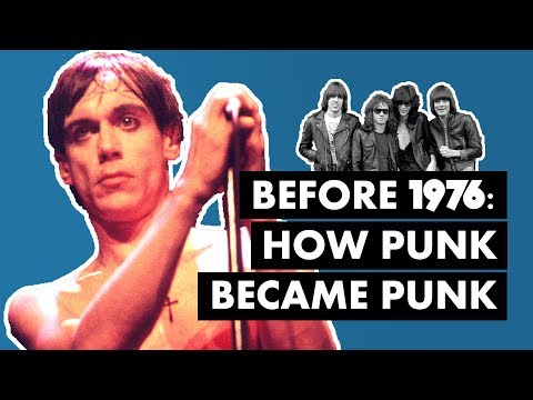 Before 1976: How Punk Became Punk (2019)
