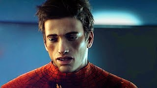 Spider-Man Finds Out Mary Jane Is Dead Scene - Spider-Man Edge Of Time