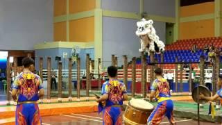 拿笃德教会紫瑜阁醒狮团 @ 2017年第18届马来西亚全国舞狮锦标赛(云顶杯) 东马区域赛