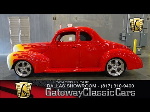 Video of 1940 Ford Coupe - $84,000.00 - LVD7