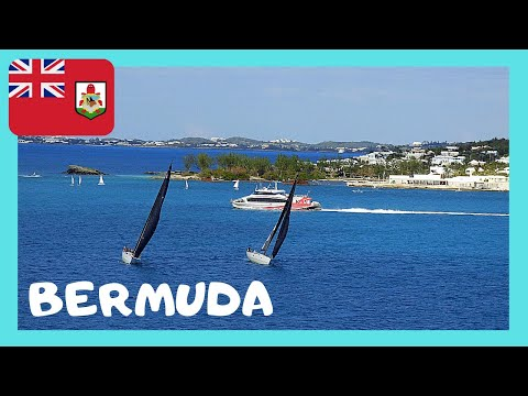 Download BERMUDA, EXPLORING The MOST BEAUTIFUL ISLAND In The WORLD HD Mp4 3GP Video and MP3