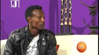 Jossy in Z House Show Interview with Bini Dana&Tariku