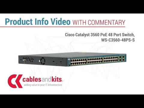 Cisco 3560 Switches