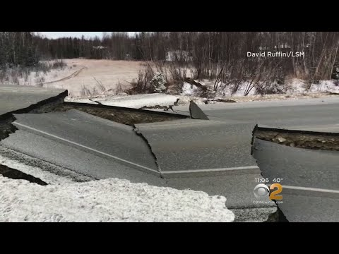 7.0 Earthquake Rocks Alaska