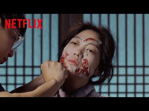 屍戰朝鮮2 | 活屍上妝過程