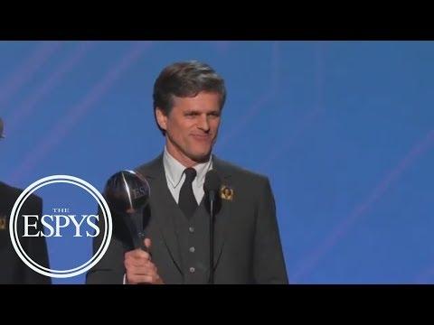 Eunice Kennedy Shriver Receives Arthur Ashe Award For Courage | The ESPYS | ESPN