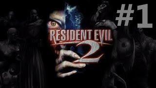Прохождение Resident Evil 2 (Leon A) - часть #1: Ночь живых мертвецов