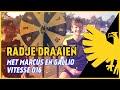 Radje Draaien met Marcus Steffen en Gallio Esajas | Vitesse 016