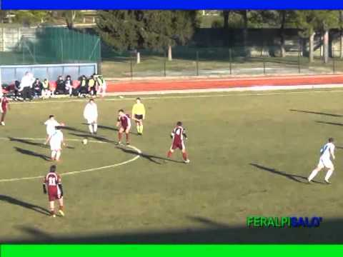 Preview video PORTOGRUARO-FERALPISALO´ 3-0 (Berretti)