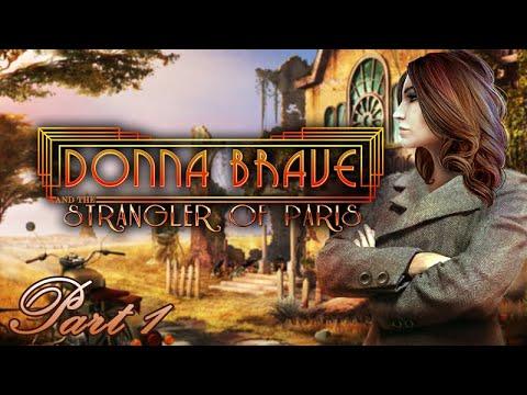 Donna Brave - Der Würger von Paris - Part 1 (HD/Lets Play)