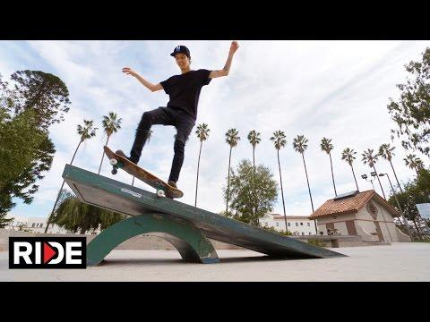 Spencer Nuzzi's Local Skatepark