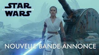 Star Wars : L'Ascension de Skywalker - Bande-annonce officielle (VF)