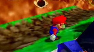 Game Over: Super Mario 64 (Death Animations)