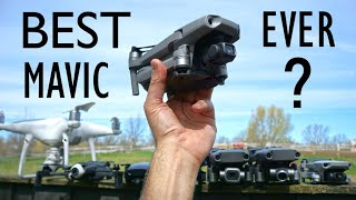 DJI Mavic Air 2 - Flights, Photos and First Impressions in 4K