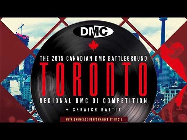 Atomix Power Room - Road To DMC Canada, webisode #7 pt1