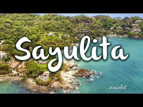 Recorrido Virtual Por Sayulita En La Riviera Nayarit México