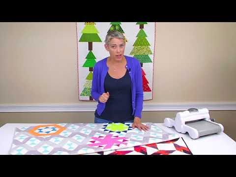 Quilt Maker Challenge With Victoria Findlay Wolfe | Sizzix