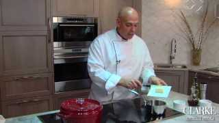 Kitchen Confidence: Melting Chocolate with the Wolf Induction Cooktop