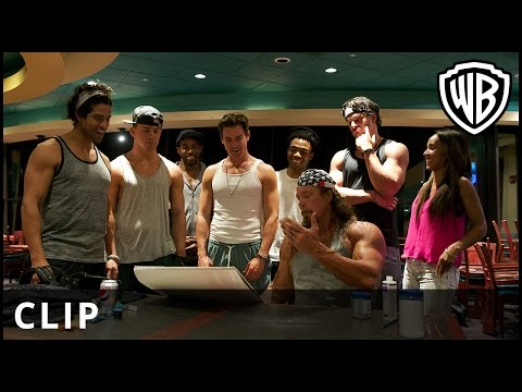Magic Mike XXL (Clip 'Introduction')
