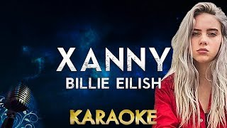 Billie Eilish   Xanny (Karaoke Instrumental)