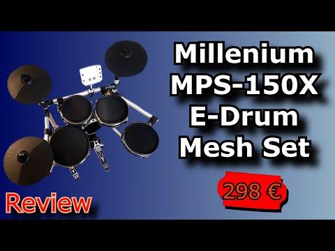 320 € E-Drum Set im Test