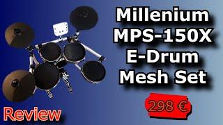 300 € E-Drum Set im Test