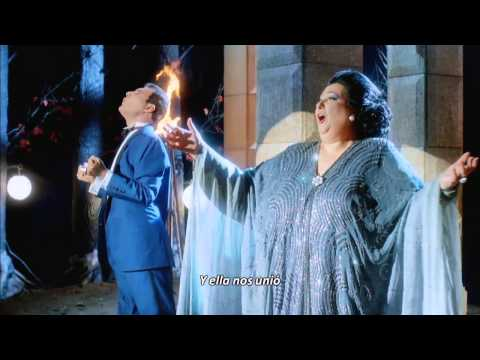 El Mejor Dúo De La Historia: Freddie Mercury y Montserrat Caballé