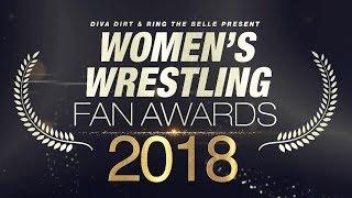 Women's Wrestling Fan Awards 2018: The Nominees